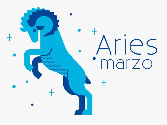 Horóscopo Aries Marzo 2017