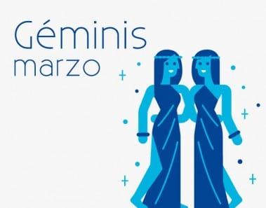 Horóscopo Géminis Marzo 2021