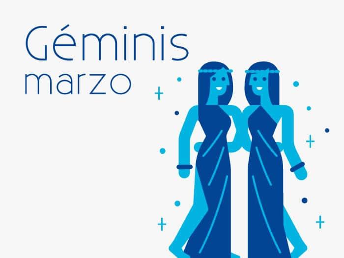 Horóscopo Géminis Marzo 2017