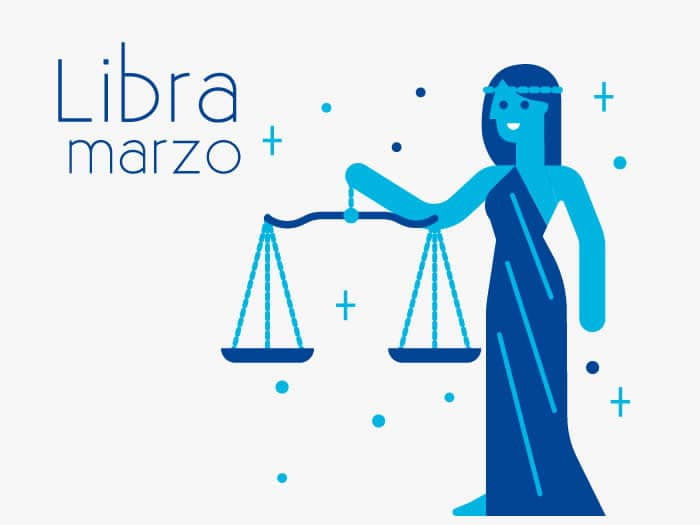 Horóscopo Libra Marzo 2021