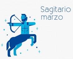 Horóscopo Sagitario Marzo 2021