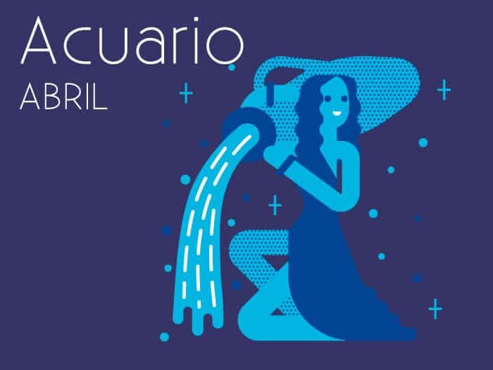 Horóscopo Acuario Abril 2017