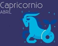 Horóscopo Capricornio Abril 2017