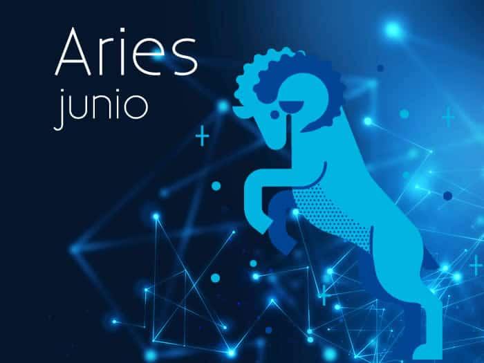 Horóscopo Aries Junio 2017