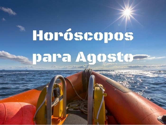 Horóscopos para Agosto