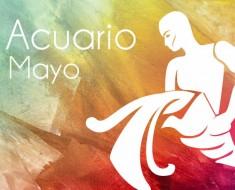 Horóscopo Acuario Mayo 2017