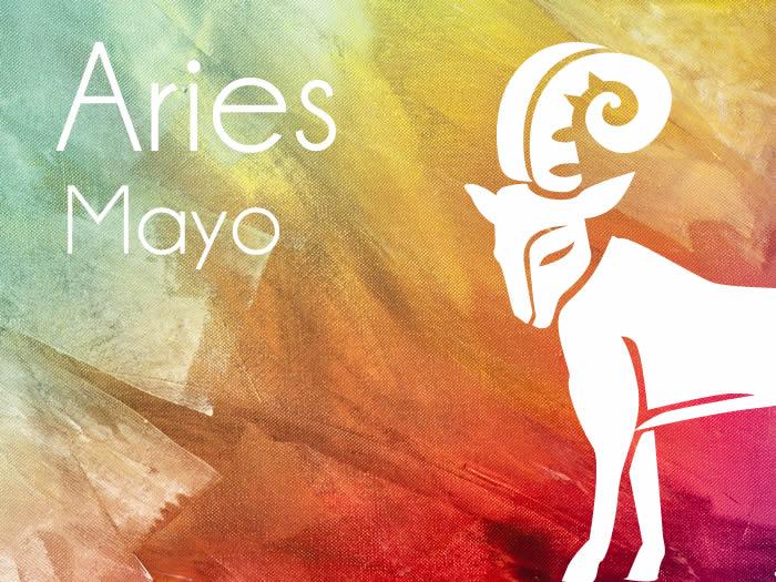 Horóscopo Aries Mayo 2017