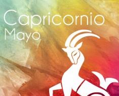 Horóscopo Capricornio Mayo 2017