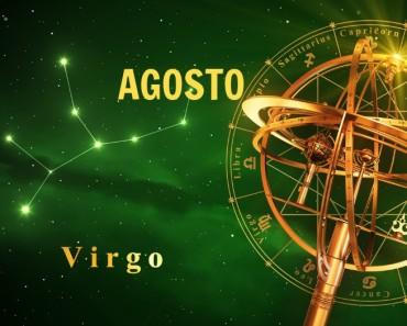 Horóscopo Virgo Agosto 2017