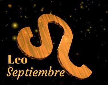 Horóscopo Leo Septiembre 2017