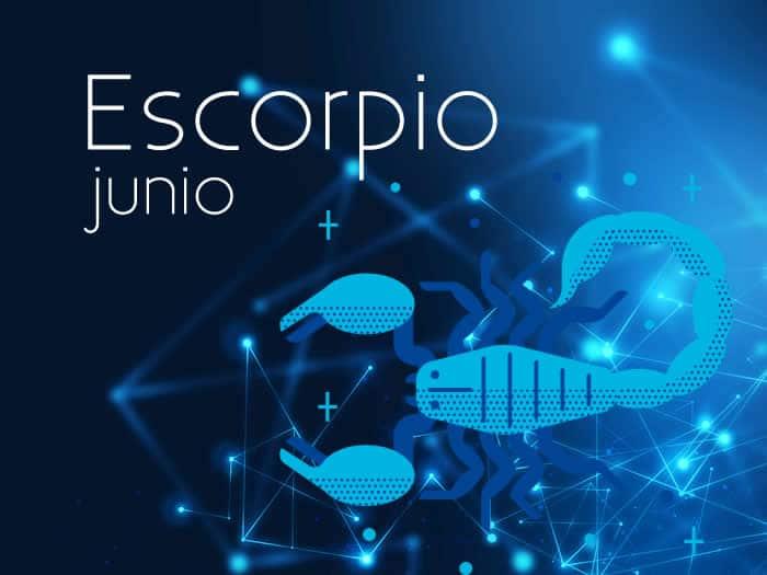 Horóscopo Escorpio Junio 2017