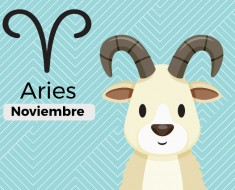 Horóscopo Aries Noviembre 2017
