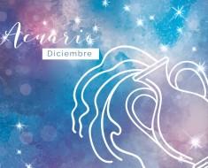Horóscopo Diciembre Acuario