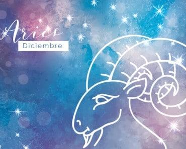 Horóscopo Diciembre Aries