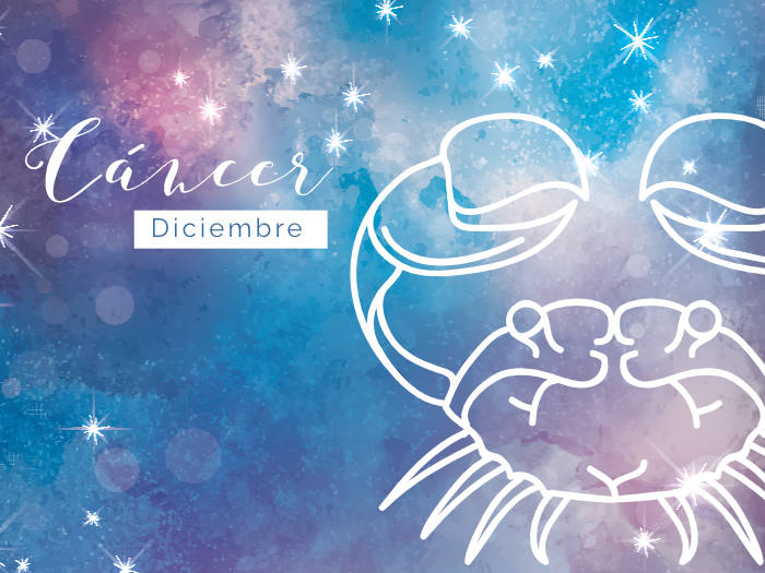 Horóscopo Diciembre Cáncer 2017