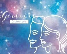 Horóscopo Diciembre Géminis 2017