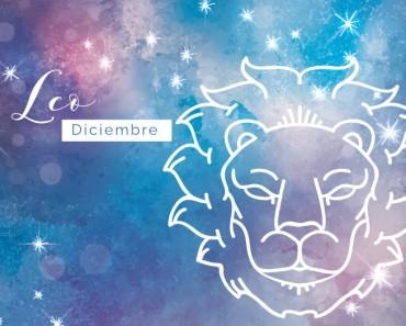 Horóscopo Diciembre Leo 2017