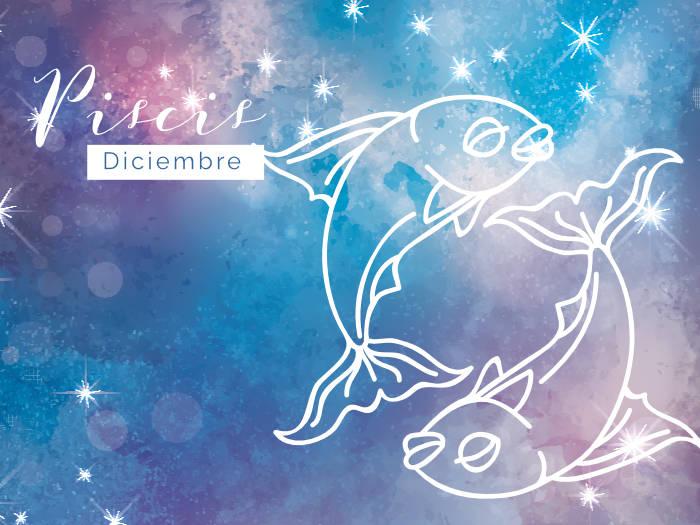 Horóscopo Diciembre Piscis