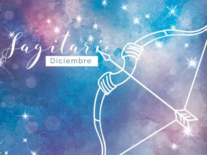 Horóscopo Diciembre Sagitario