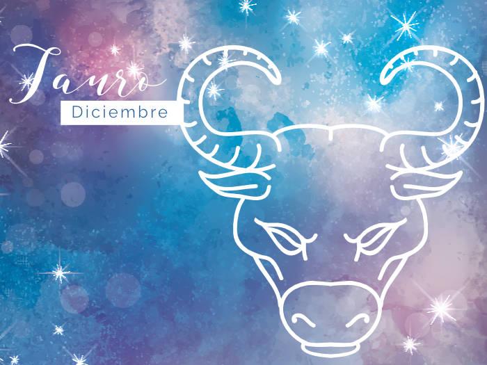 Horóscopo Diciembre Tauro