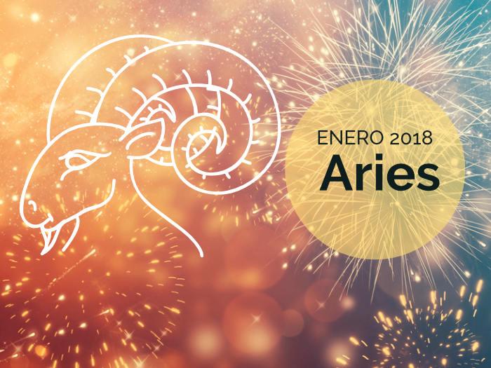 Horóscopo Aries Enero 2018