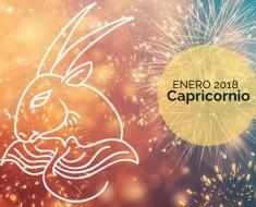 Horóscopo Capricornio 2018