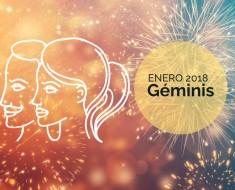 Horóscopo Géminis Enero 2018