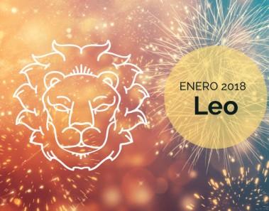 Horóscopo Leo Enero 2018