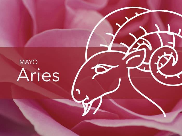 Horóscopo Aries Mayo 2019