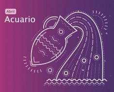 Horóscopo Acuario Abril 2019