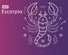 Horóscopo Escorpio Abril 2018