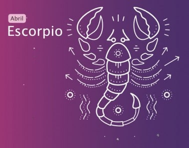 Horóscopo Escorpio Abril 2019