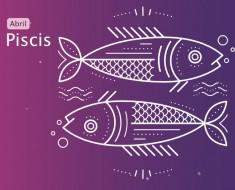 Horóscopo Piscis Abril 2019