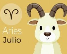 Horóscopo Aries Julio 2018