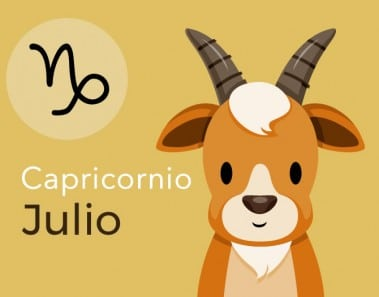 Horóscopo Capricornio Julio 2018