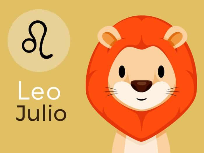 Horóscopo Leo Julio 2018