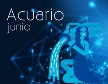 Horóscopo Acuario Junio 2018