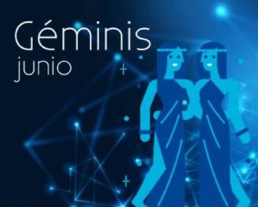 Horóscopo Géminis Junio 2018