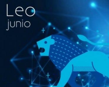 Horóscopo Leo Junio 2018
