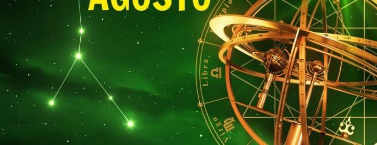 Horóscopo Cáncer Agosto 2021