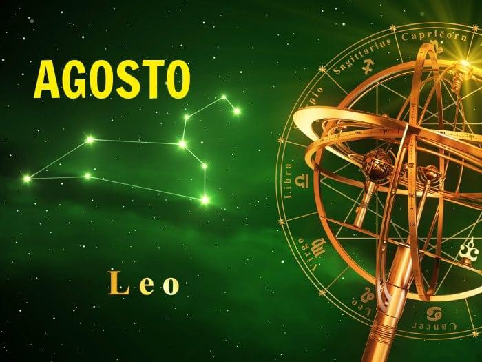 Horóscopo Leo Agosto 2018