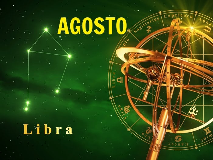 Horóscopo Libra Agosto 2018