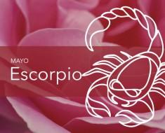 Horóscopo Escorpio Mayo 2019