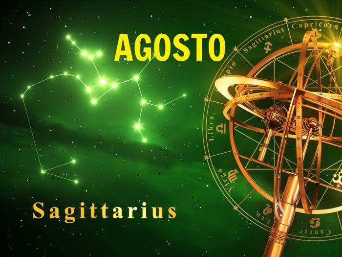 Horóscopo Sagitario Agosto 2018