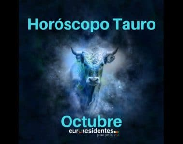Horóscopo Tauro Octubre 2018