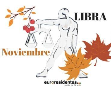 Horóscopo Libra Noviembre 2020