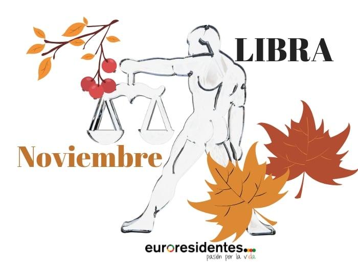 Horóscopo Libra Noviembre 2019