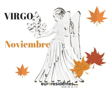 Horóscopo Virgo Noviembre 2018