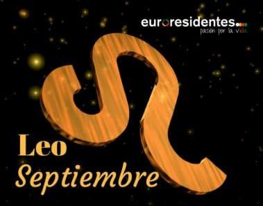 Horóscopo Leo Septiembre 2018