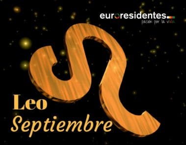 Horóscopo Leo Septiembre 2021